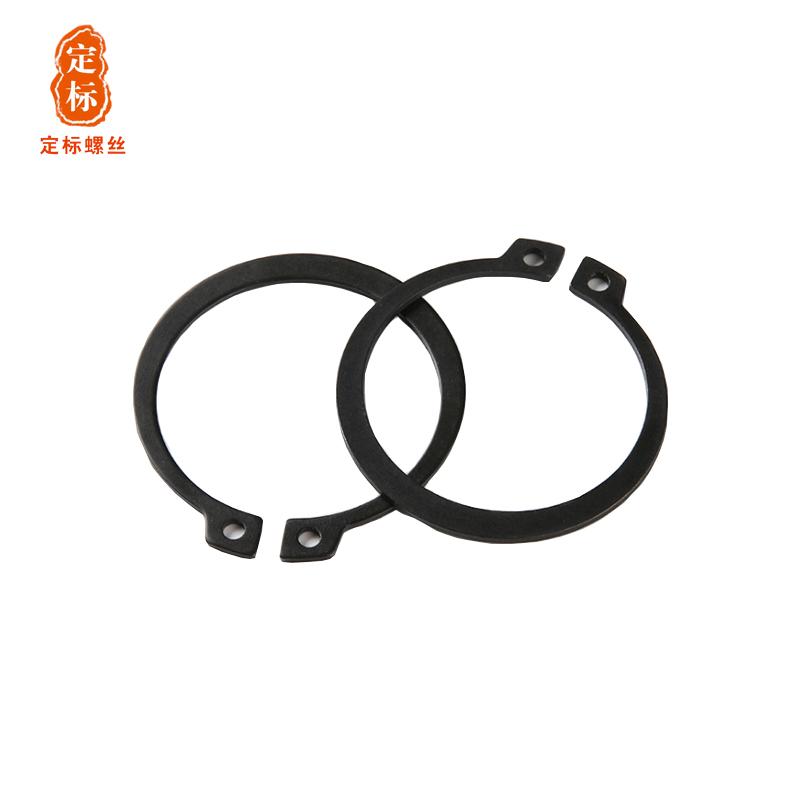 卡簧挡圈安装工具-供应河北价位合理的轴卡外卡轴用弹性挡圈C型卡簧卡环