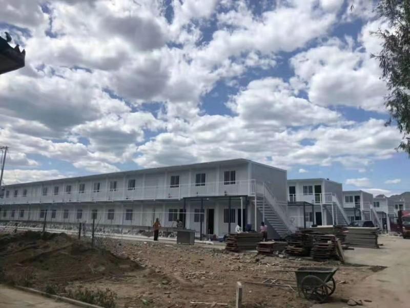 井陘活動房公司-海誠集成房屋質量好的活動房新品上市