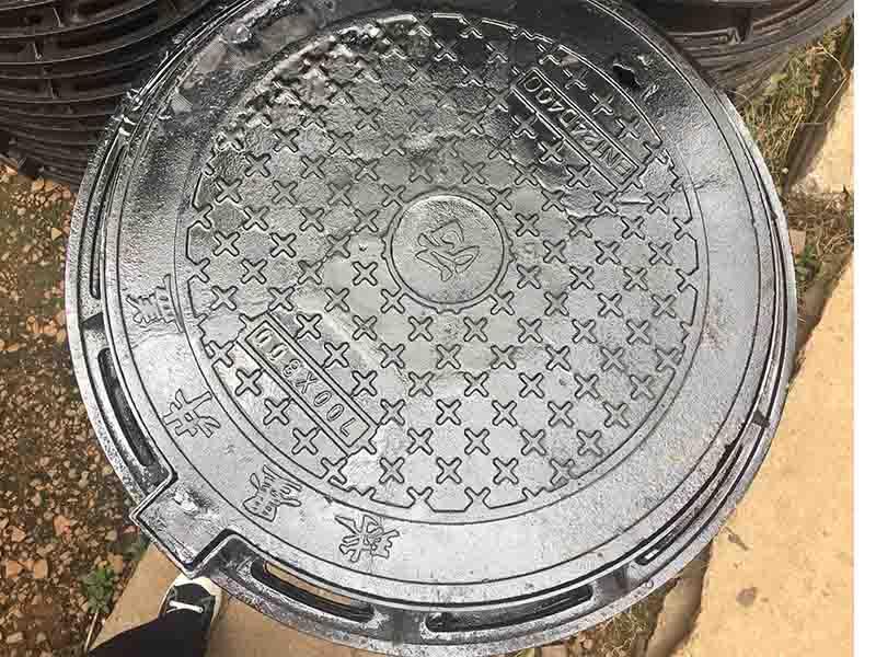 河南球墨铸铁井盖,河南球墨铸铁井盖厂家,球墨铸铁井盖