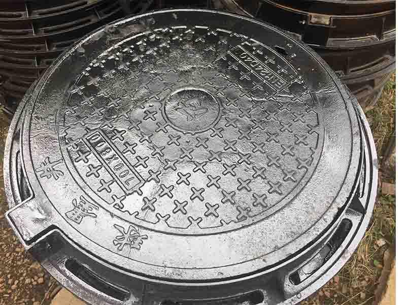 河南球磨鑄鐵井蓋-南陽球磨鑄鐵井蓋報價-南陽球磨鑄鐵井蓋廠