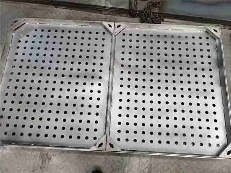 焦作不锈钢隐形井盖-鑫盛建材提供的不锈钢隐形井盖好不好