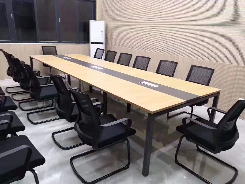 會議桌辦公室-董事會會議桌-兩人會議桌