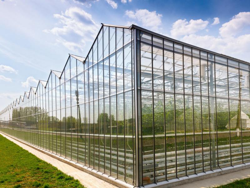 玻璃溫室多少錢一畝-河南玻璃溫室報價-河南玻璃溫室搭建