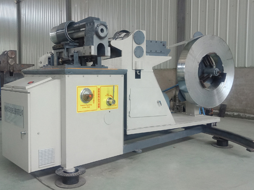 通风管成型设备|供应山东专业的管模式螺旋风管成型设备