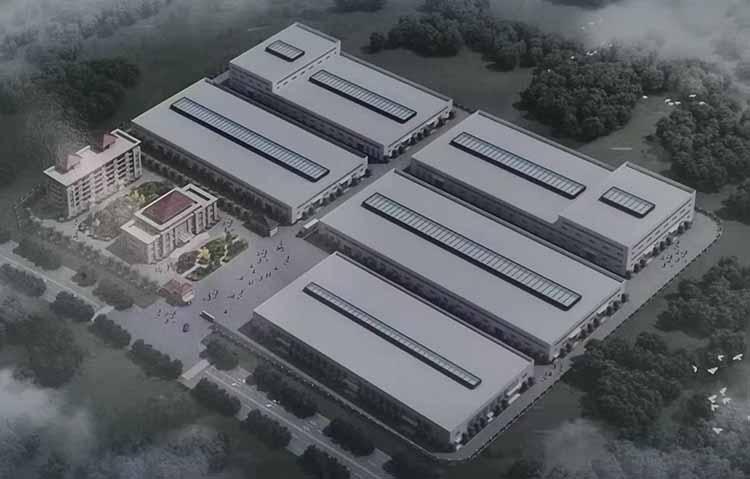 长泰县钢结构