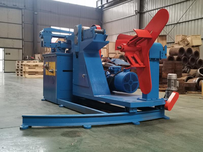 济宁风管生产设备|鸿跃机械_螺旋风管生产设备质高价优