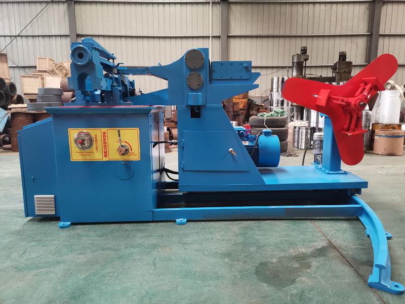 加工螺旋风管设备-优良螺旋风管生产设备厂家当属鸿跃机械