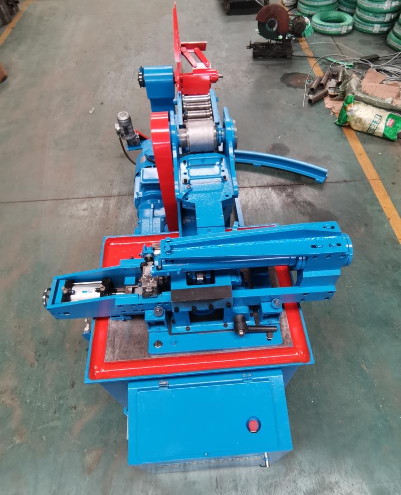 螺旋咬缝薄壁管设备-高品质的螺旋风管生产设备推荐