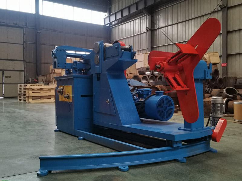 螺旋風管機生產線-螺旋風管生產線價格-螺旋風管機廠家哪家好