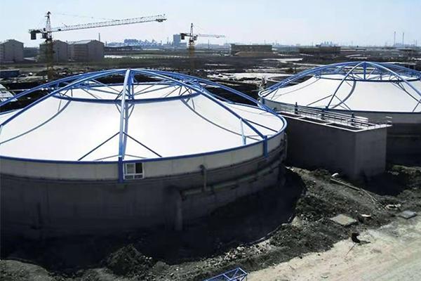 河南污水池反吊膜加盖-昆明污水池反吊膜加盖
