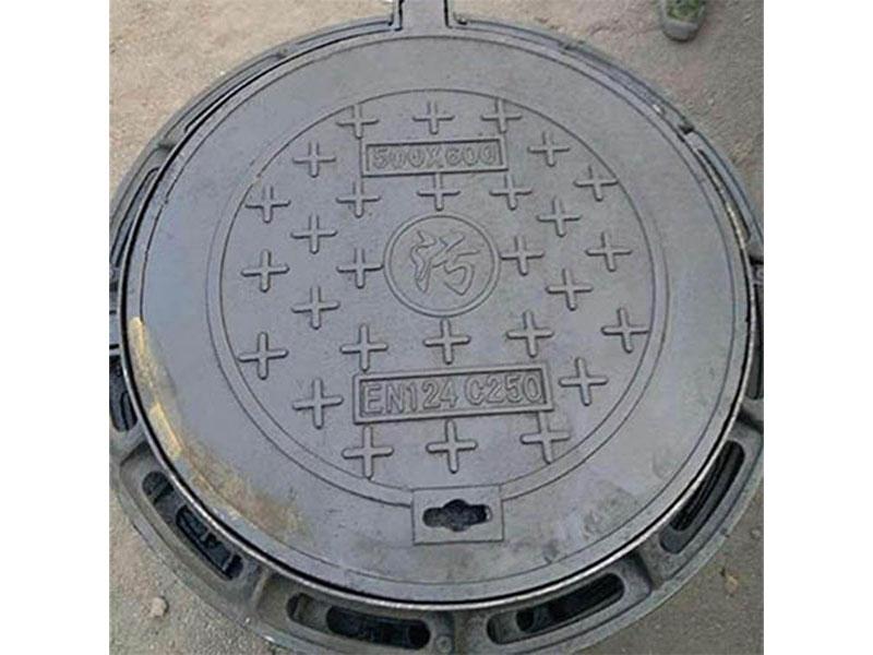 嘉峪关球墨铸铁井盖规格-庆阳球墨铸铁井盖价格