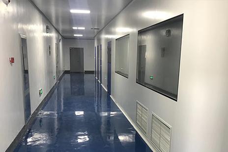 手术室洁净门