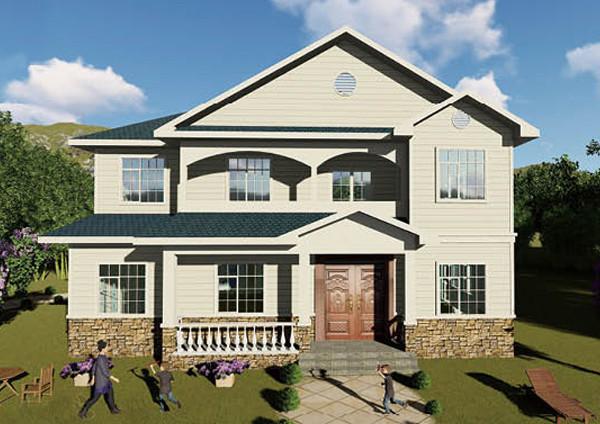 蓝之港装配式建筑信誉好的轻钢房屋销售商,新乡钢结构别墅加盟