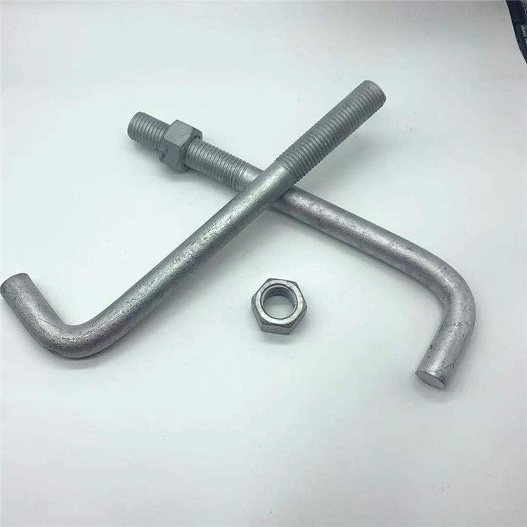 热镀锌地脚螺栓