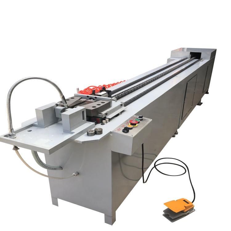 首饰焊管机-空心管缩口机-空心管收尾机
