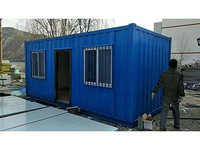 西北住人集装箱租赁_兰州哪里有品质好的兰州集装箱供应