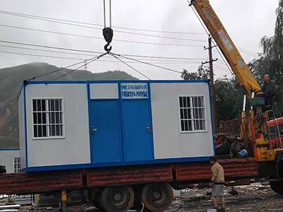 宁夏集装箱-西藏住人集装箱生产厂家-西宁住人集装箱定制