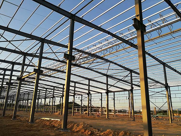 长泰装配式钢结构
