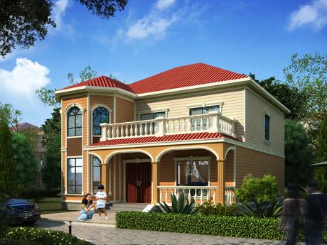 轻钢别墅生产|轻钢建筑房屋 轻钢别墅结构房