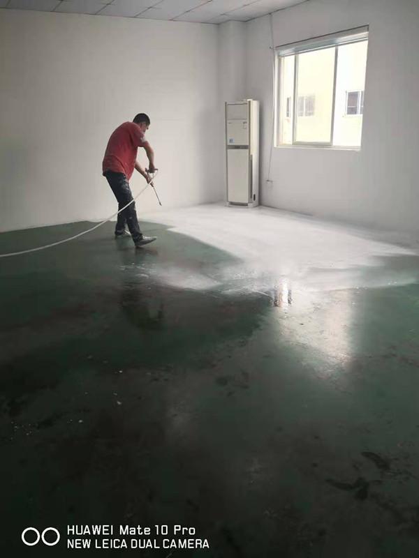 水性地坪漆施工-易自洁水性地坪漆公司-易自洁水性地坪漆厂家
