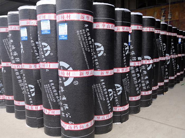 改性沥青化学耐根穿刺防水卷材生产厂家-潍坊涤纶耐根穿刺化学阻根防水卷材