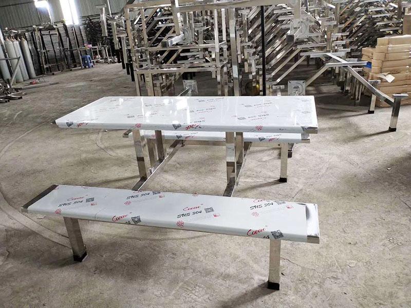 泰安市餐桌椅食堂餐桌椅供應商