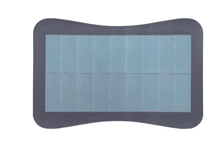 美国北卡罗来纳州CIGS薄膜太阳能板,360度弯曲太阳能板