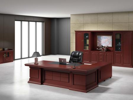 老板桌-芜湖油漆班台-宣城油漆班台