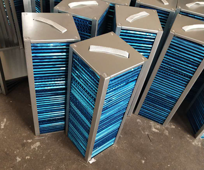 亲水铝箔热回收芯体厂家