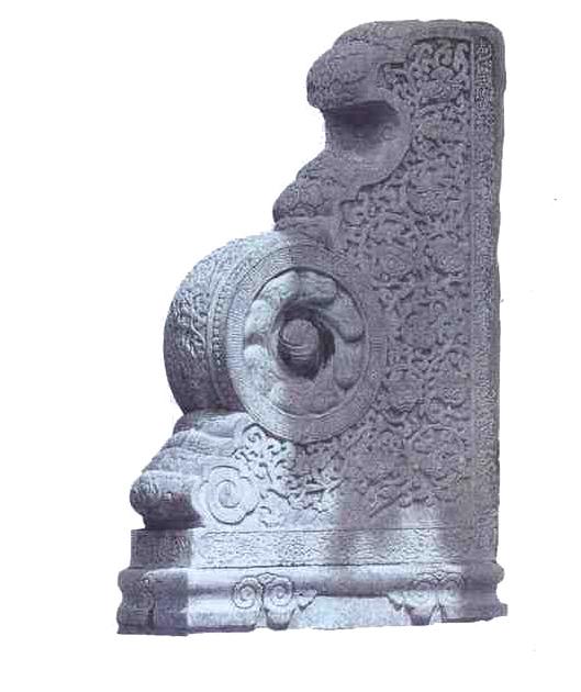 安徽门口石雕抱鼓代理