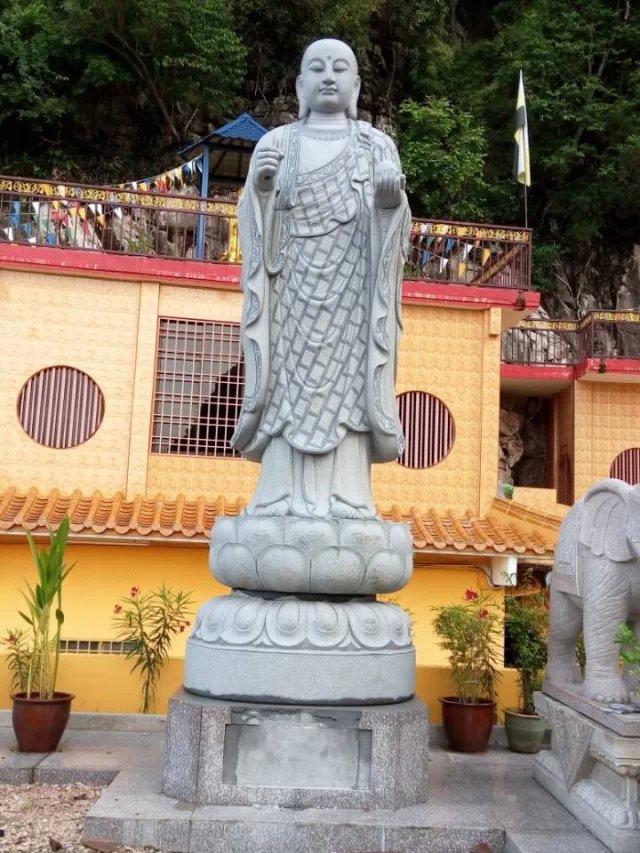陕西工艺品石雕佛像制造商