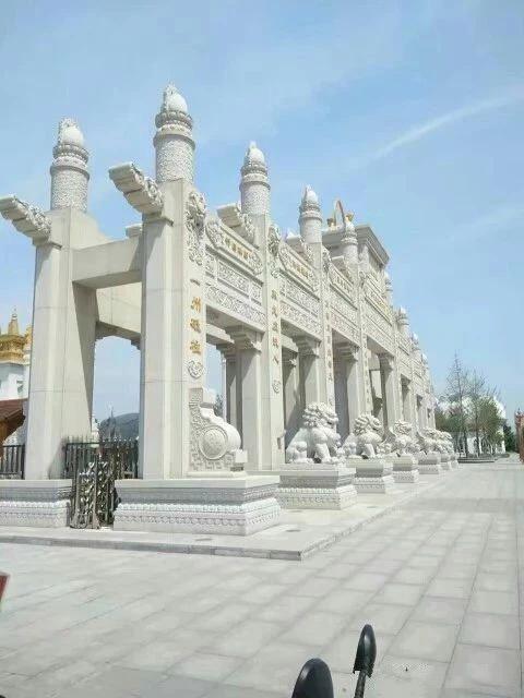 广东石牌坊门楼加工厂