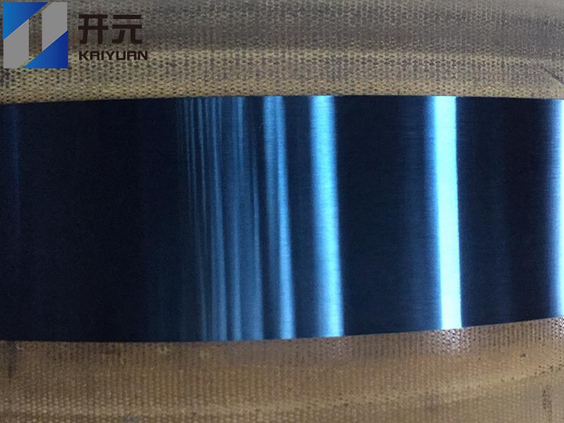 湖南烤蓝钢带批发