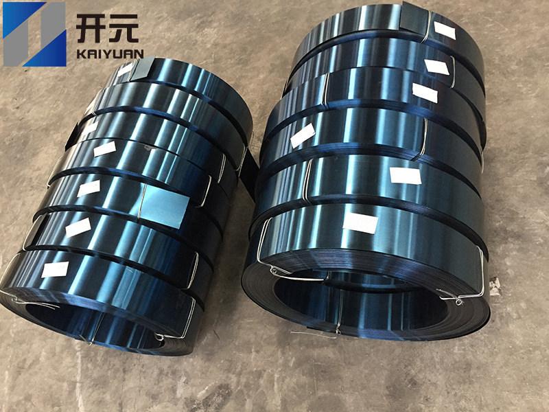 江西热处理烤蓝钢带多少钱一吨