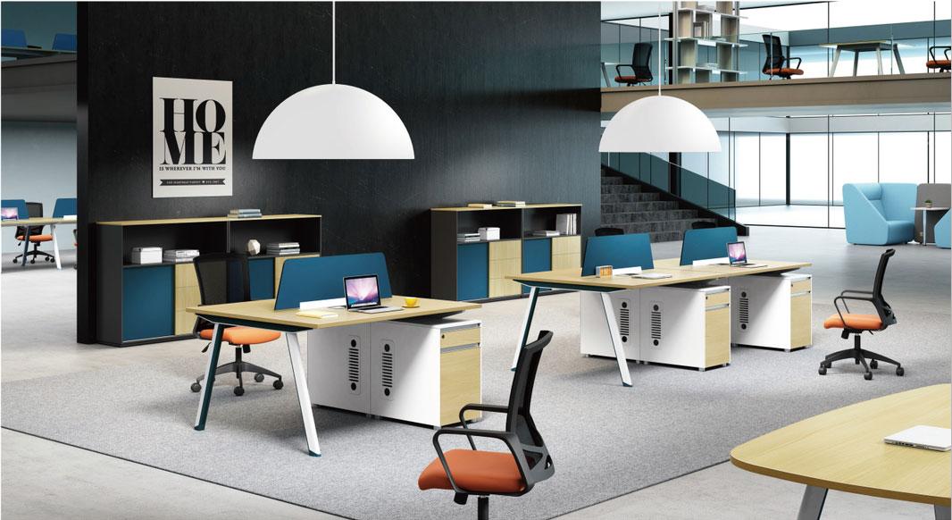 合肥办公屏风桌BSHT-PF002