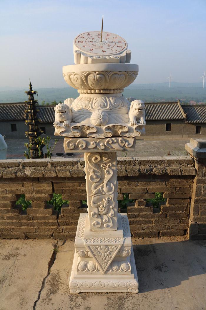 广西花岗岩石雕日晷代理批发