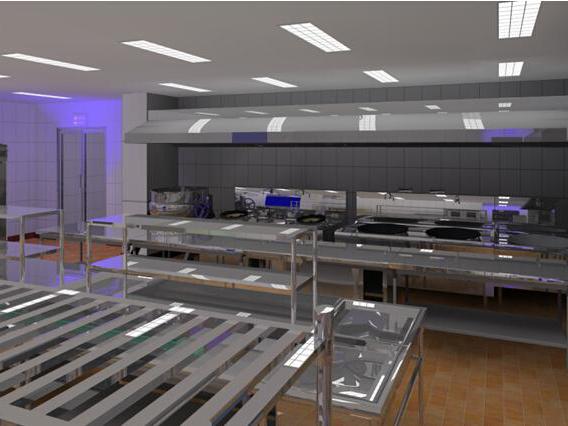 河北工地食堂设备供应商