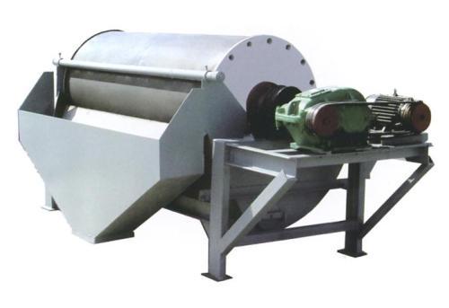 山東精粉磁選機生產商,筒式磁選機型號