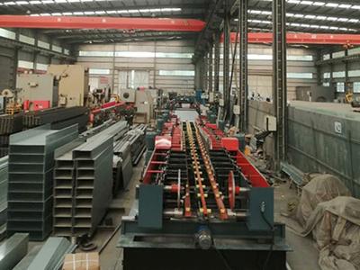 山东电缆桥架成型设备,电缆桥架成型机厂家,电缆桥架成型机