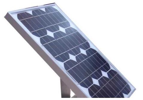 濟寧玻璃層壓單晶太陽能板,森林相機太陽能板定制