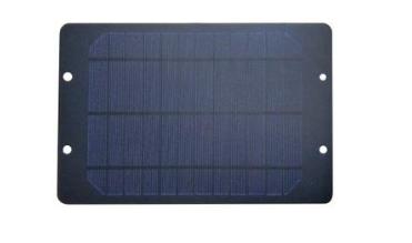 疗养院用40W多晶硅太阳能电池板