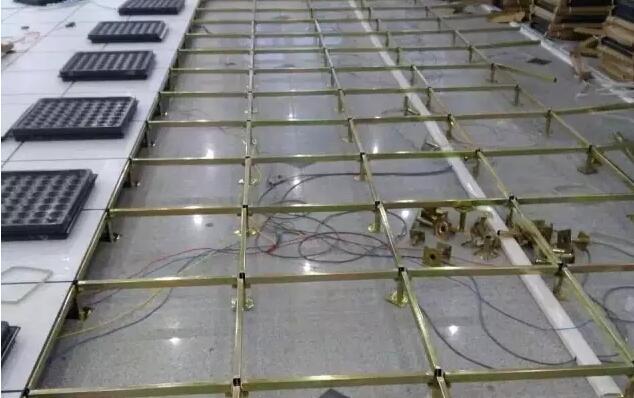 梅州监控室防静电地板多少钱