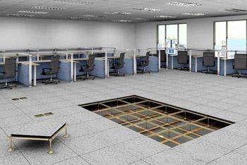 来宾防静电高架活动地板加工