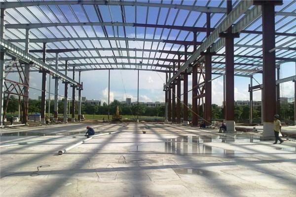 钢结构厂房维修