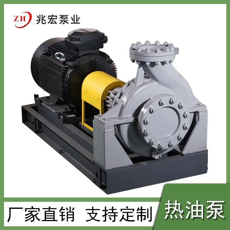 湖南风冷耐高温热油泵设备