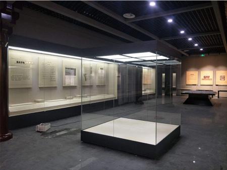 河南博物馆展柜-博物馆展柜