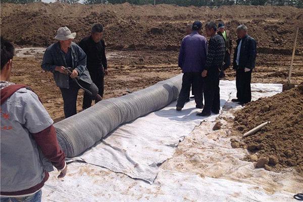 GCL膨润土防水毯厂家 宇润水利工程专用膨润土防水毯