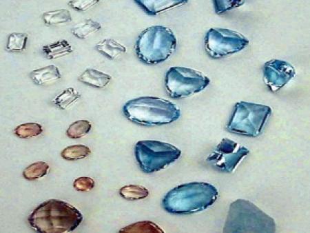 广东水晶辐照致色技术,水晶辐照改色技术