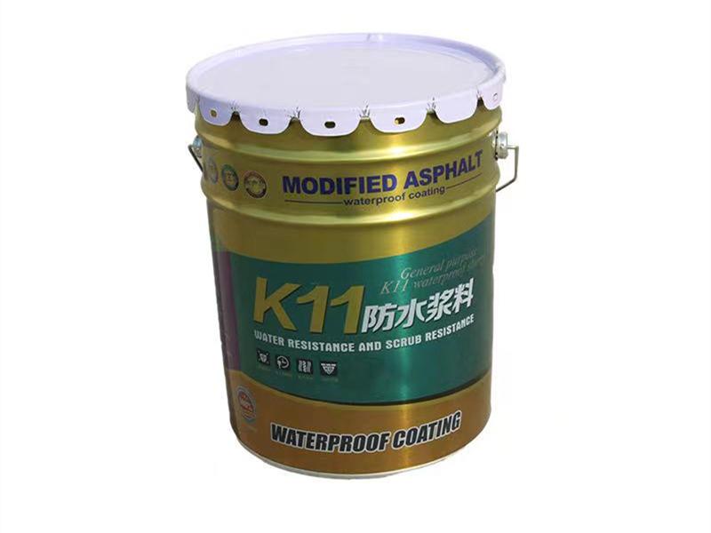 河北K11柔韌防水涂料加工