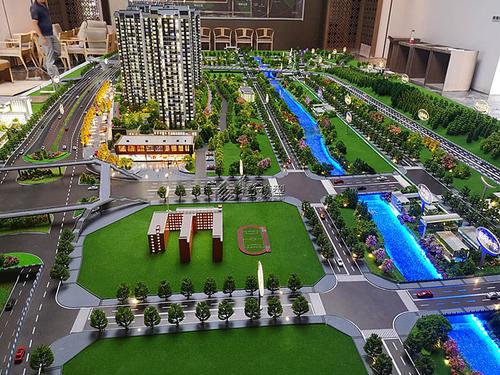 陕西欧式建筑模型公司,建筑模型设计图